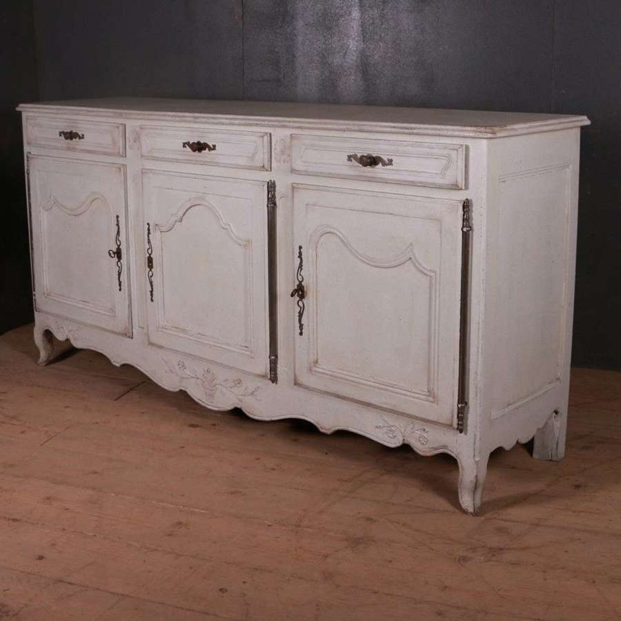 French Painted Sideboard