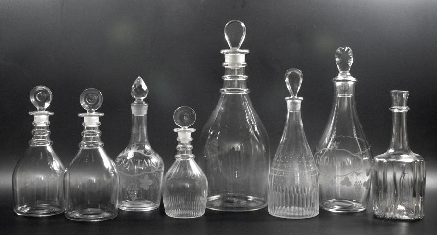 Georgian Decanters