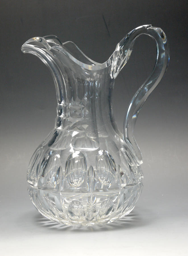6039 An unusual water or wine jug