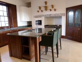 Kitchen in Warwickshire