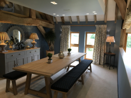 Barn Conversion for a young family