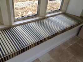 Adding Comfort - Window Seat