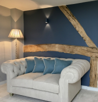 Bedroom Chesterfield - Barn Conversion