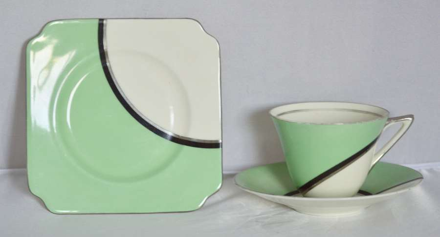 Art Deco Royal Doulton
