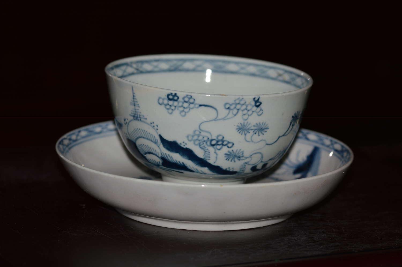 C1770 Liverpool Porcelain