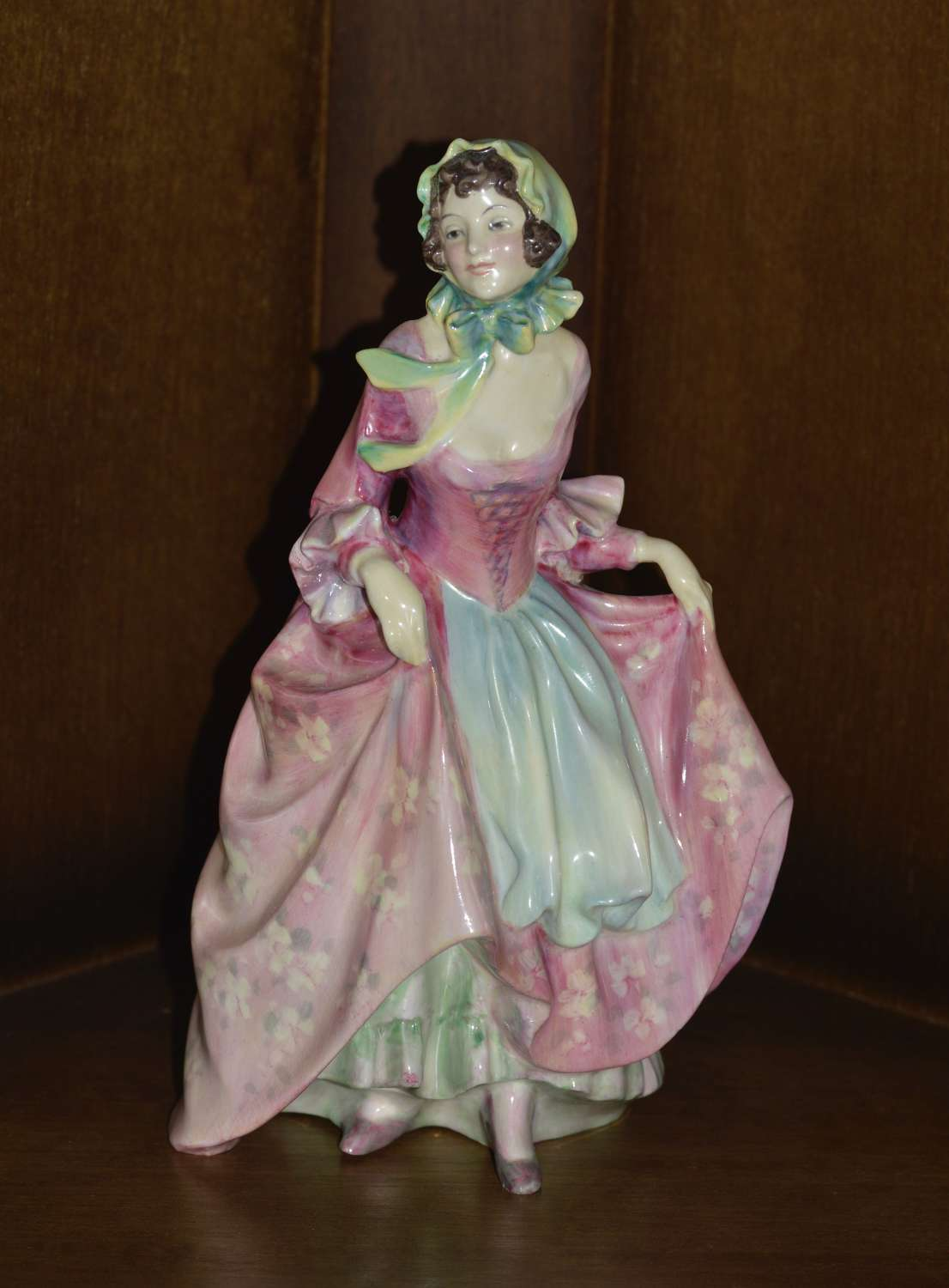 Royal Doulton 'Suzette' Figure - Early Rare Issue Year 1934