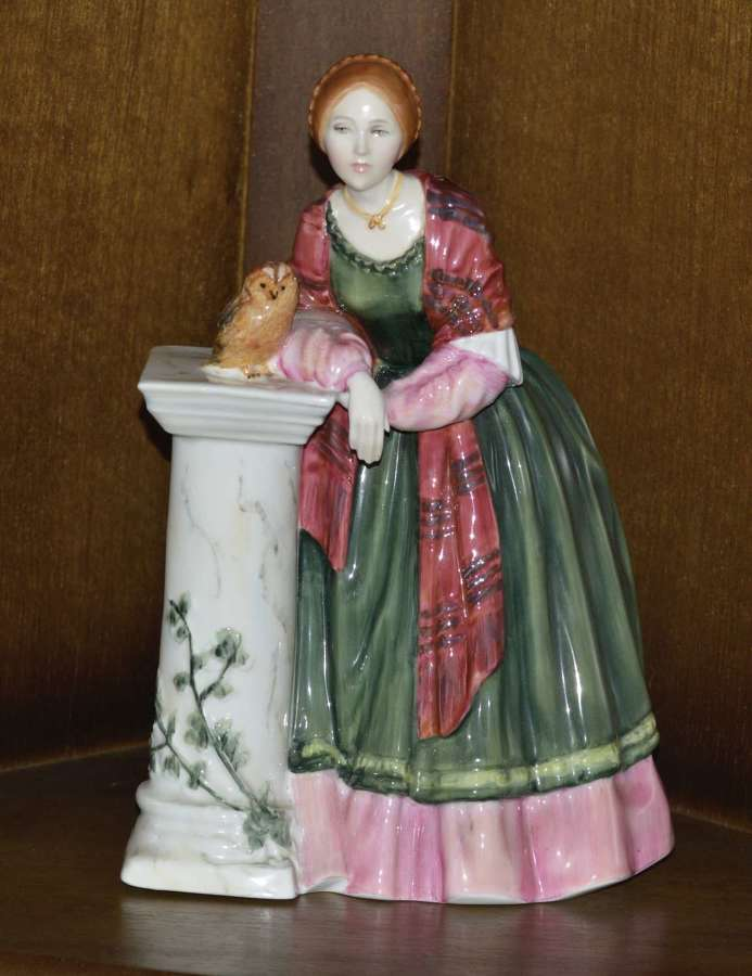 Limited Edition 1988 Royal Doulton Florence Nightingale China Figurine