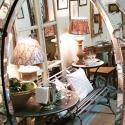 Impressive 19th C Venetian Cushion Mirror - picture 2
