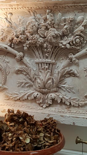 Contemporary French Decorative Panel