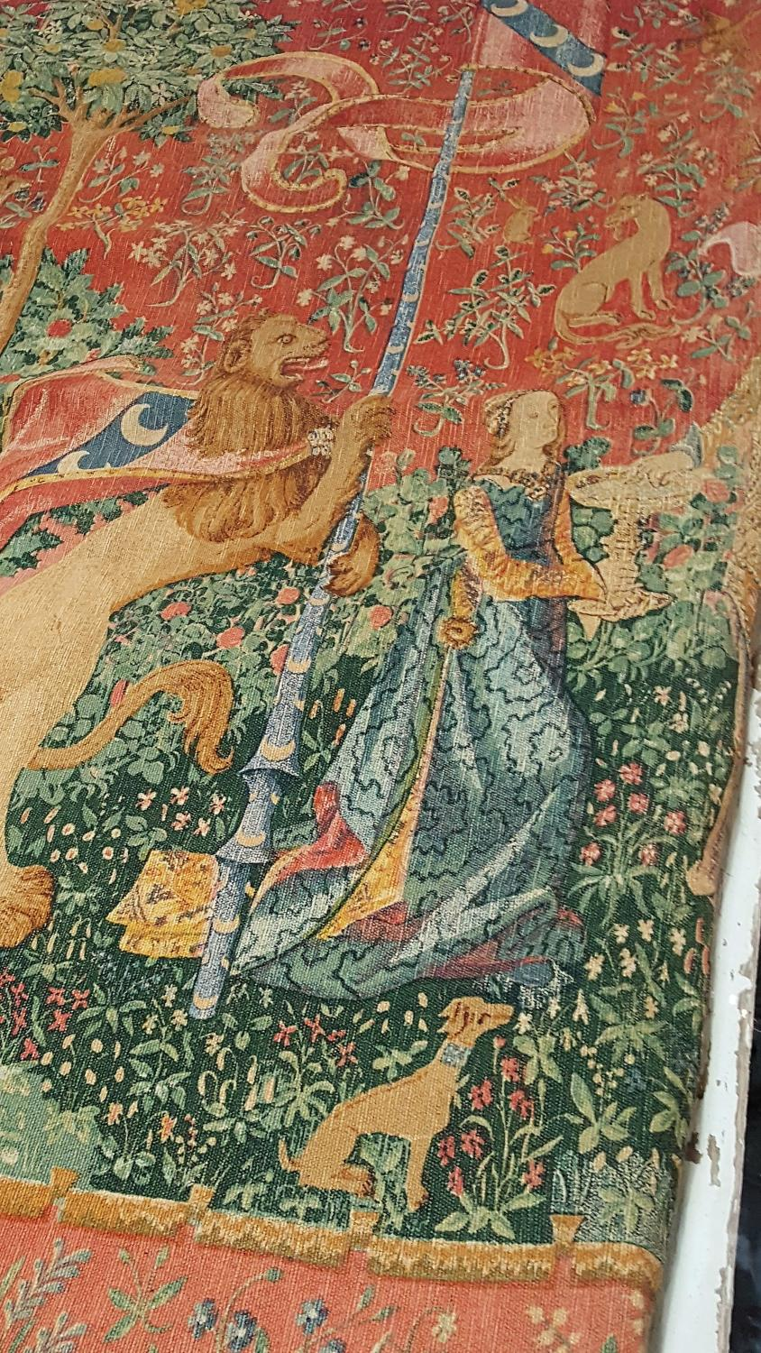 Cluny Tapestry The Lady and the Unicorn