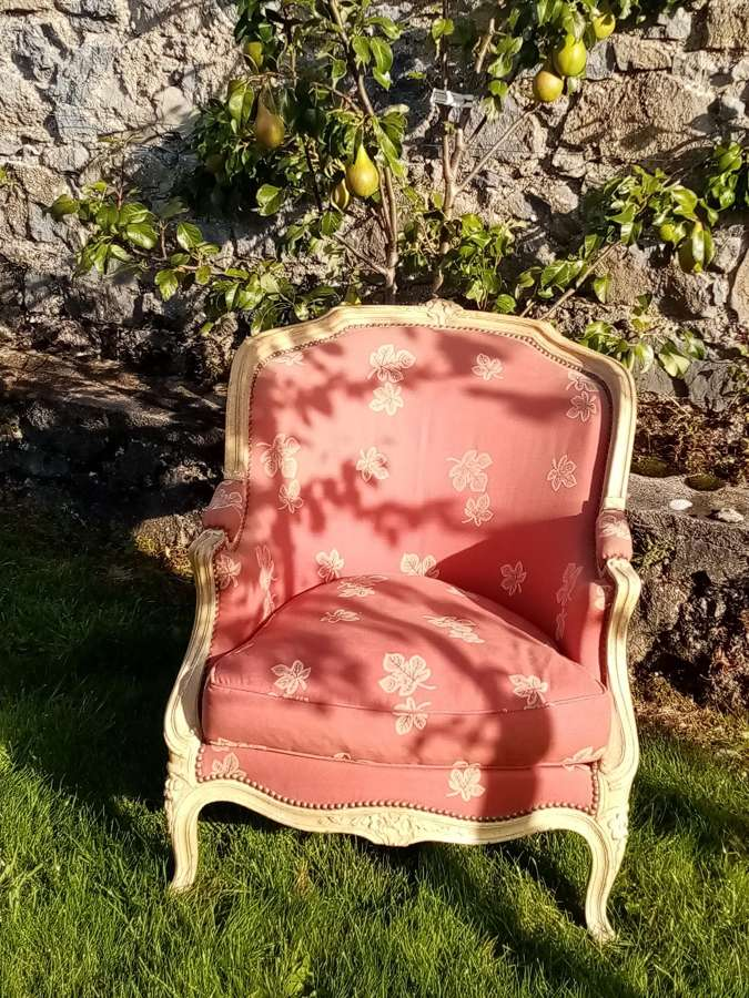 French provencale armchair