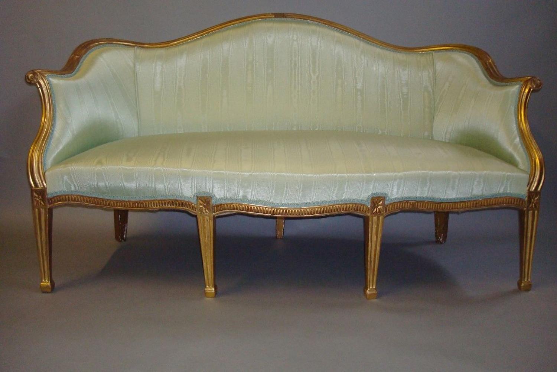 George III settee