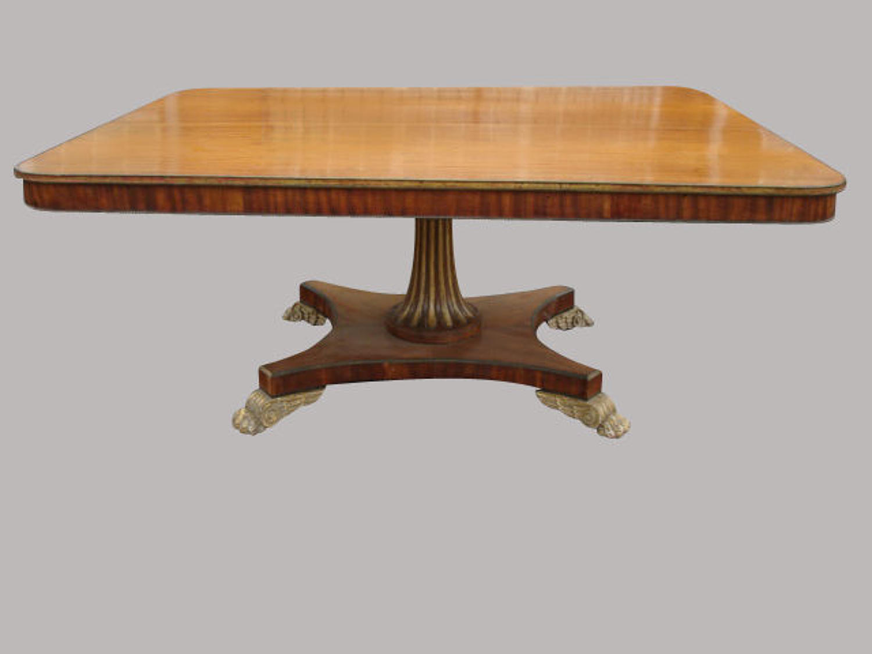 Regency Sabicu Centre Table