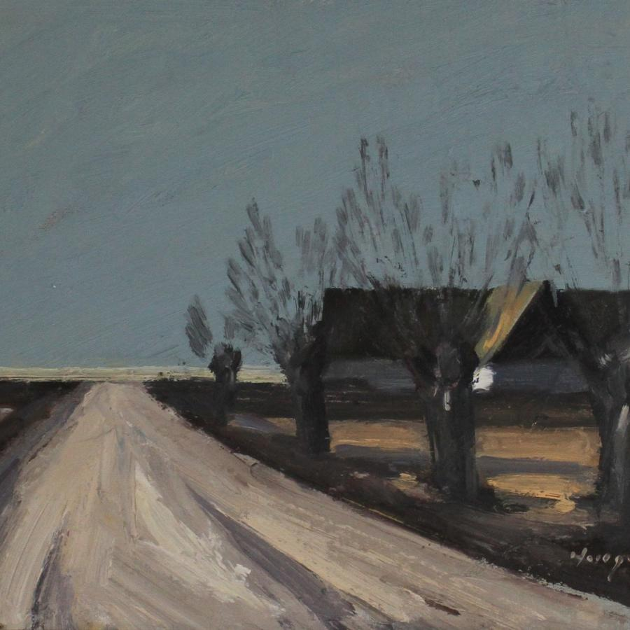 Bengt Hillgrund (1935-81) House at the End of the Road, Sweden 1970s