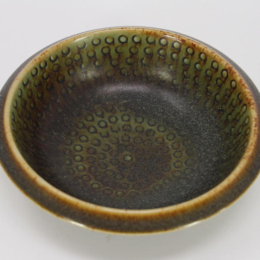 Stig Lindberg Stoneware Dish Gustavsberg Sweden