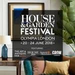 HOUSE & GARDEN FESTIVAL, Spirit of Summer Fair, Olympia