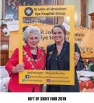 GIFT OF SIGHT FAIR, Chelsea Old Town Hall - 5 December 2018