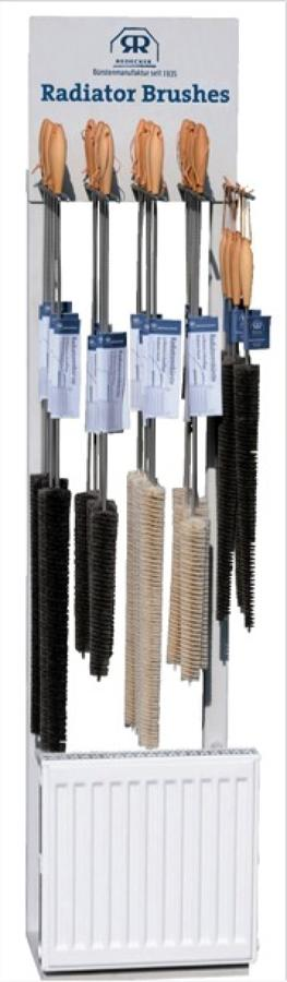 Radiator Brushes