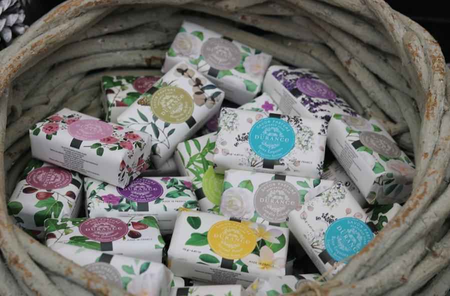 'Les Eternelles' Triple Milled Soap & NEW Handwash