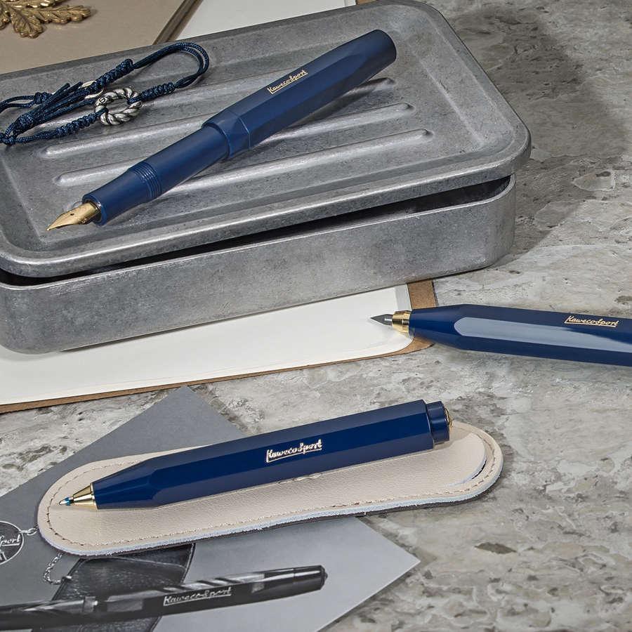Kaweco Classic Sport Pens & Pencils - Gold Nibs & Logos