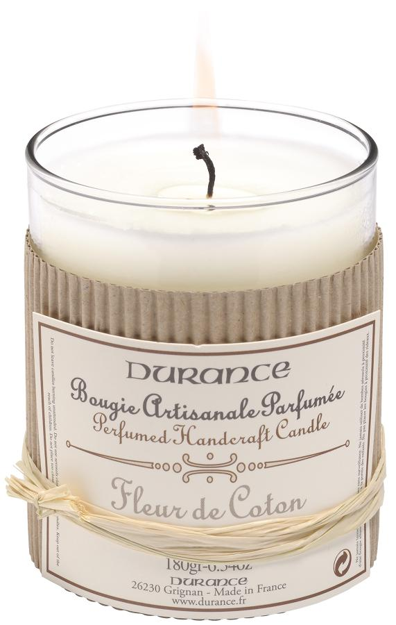 Scented Candle - Cotton Flower 180gr