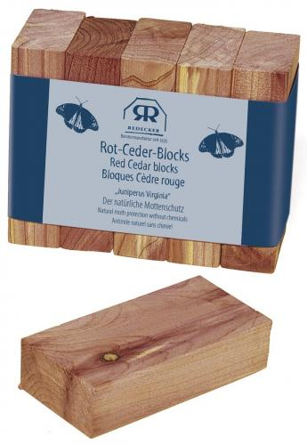 Red Cedar Blocks