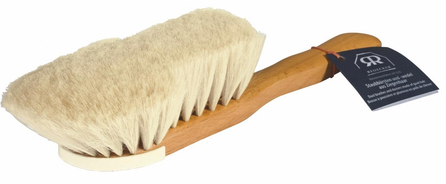 Dust Brush with felt guard - for piano and lacquer
