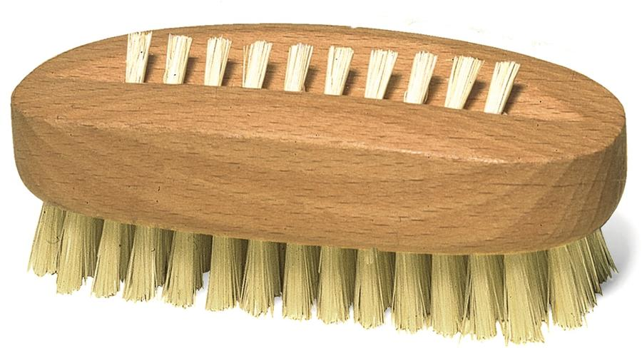 Nail Brush with upper row