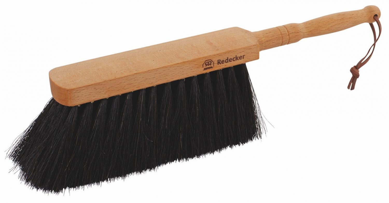 Dust Pan Brush - Horsehair 34cm