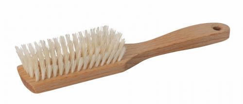 Hairbrush for sensitive scalp