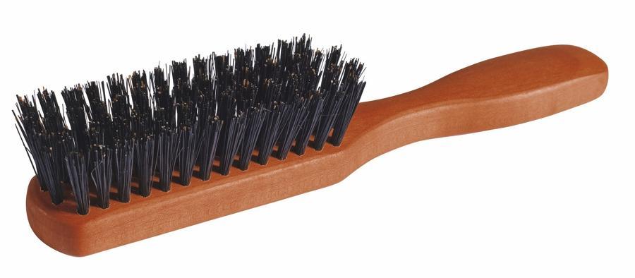 Pocket Hairbrush - Pearwood
