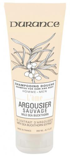Shampoo for Hair & Body - Wild Sea Buckthorn
