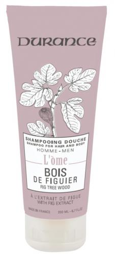 Shampoo for Hair & Body - Fig Tree Wood