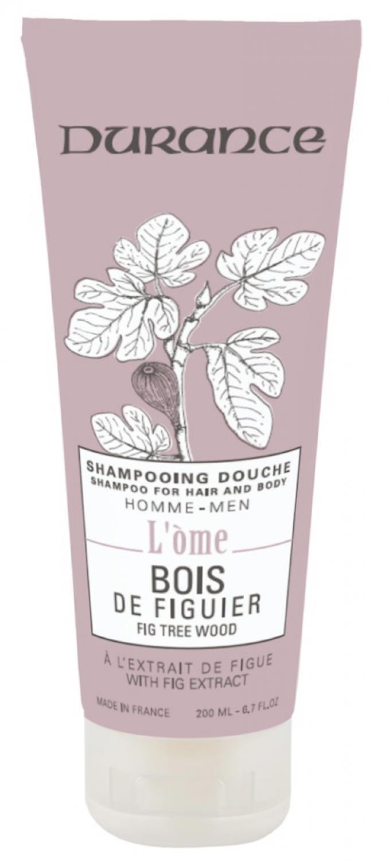 Shampoo for Hair & Body - Fig Tree Wood