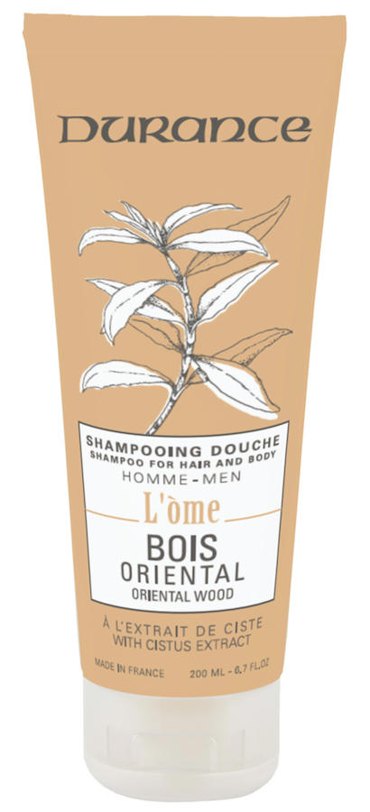 Shampoo for Hair & Body - Oriental Wood