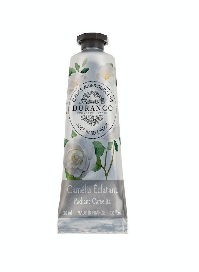 Soft Hand Cream 30ml Radiant Camellia