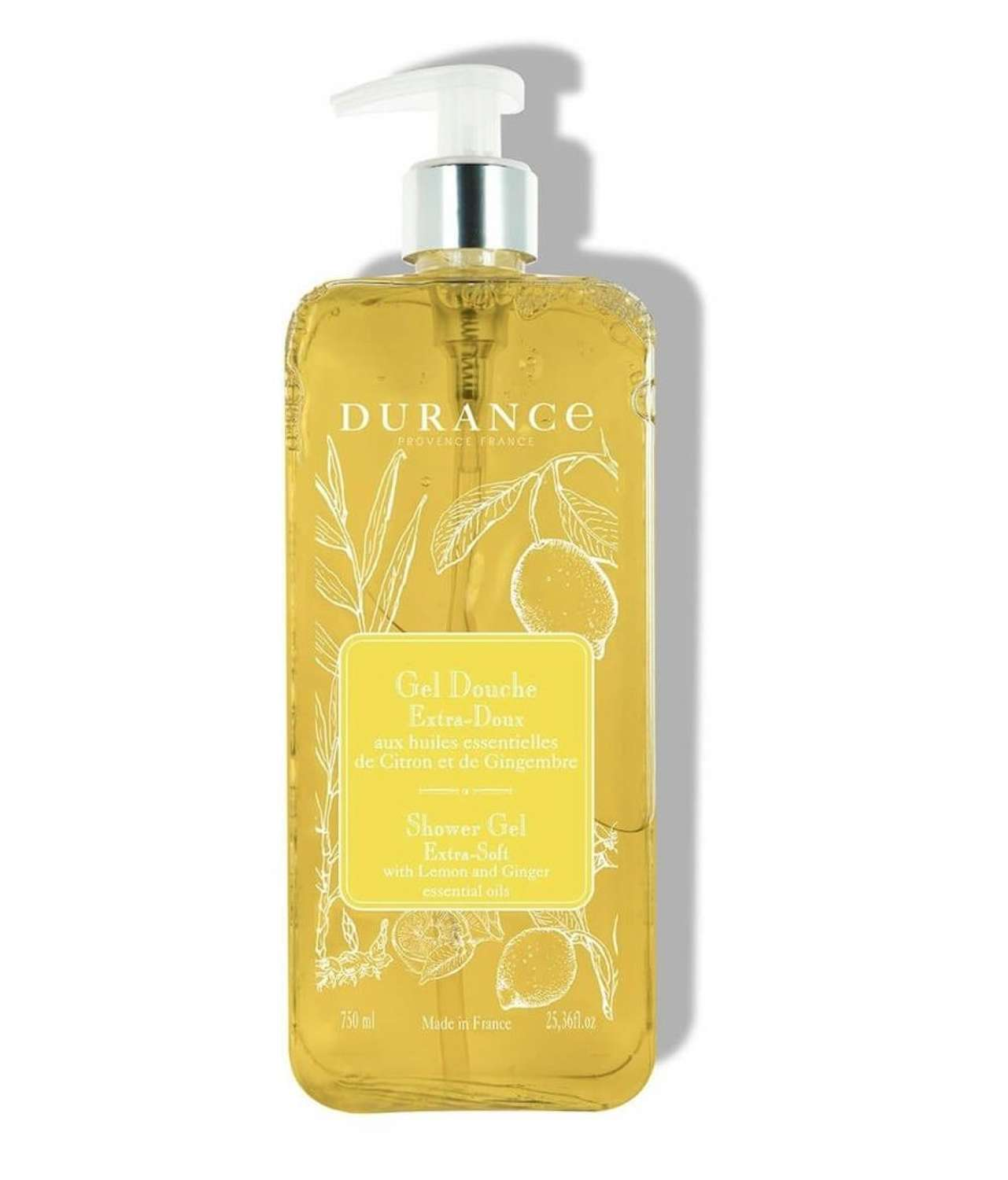 Shower Gel - Lemon and Ginger