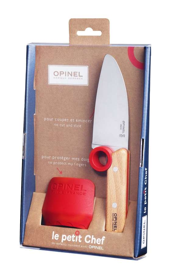 Le Petit Chef Kitchen Set - Knife & Finger Guard