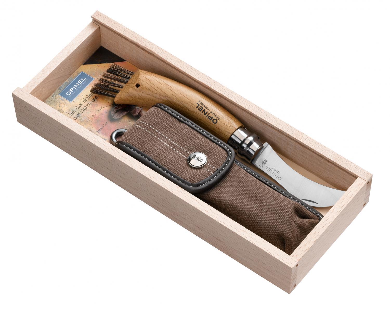 Mushroom Knife Wooden Gift Box