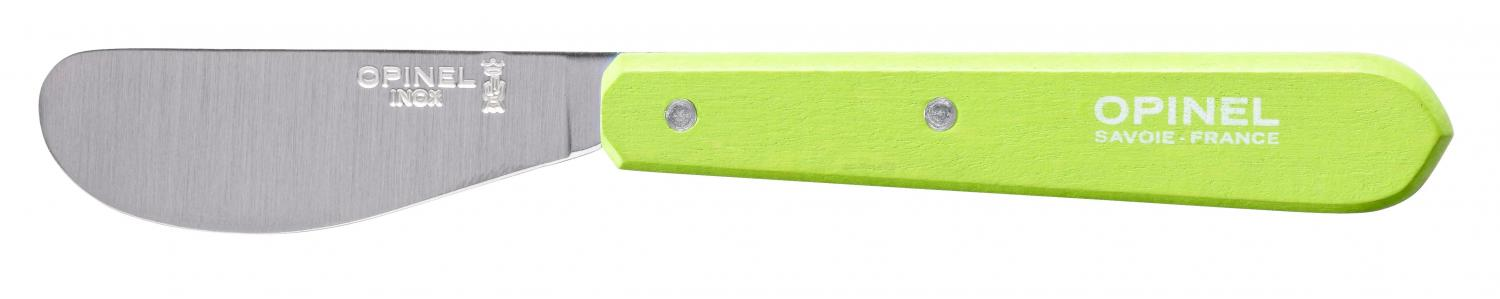 No.117 Spreading Knife - Apple Green