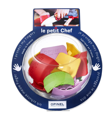 Le Petit Chef Finger Guard - Pink