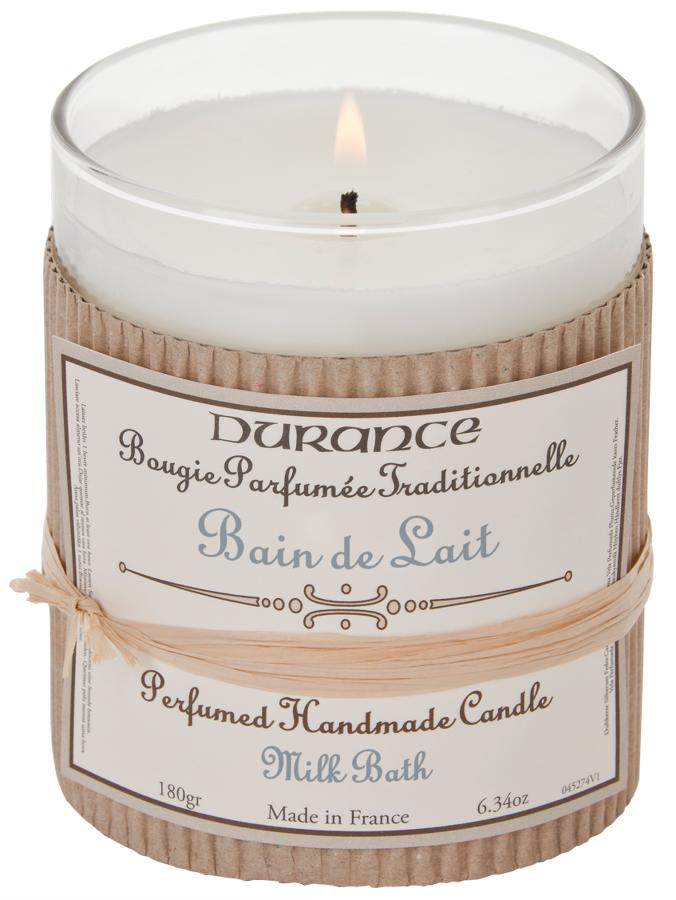 Scented Candle - Milk Bath 180gr