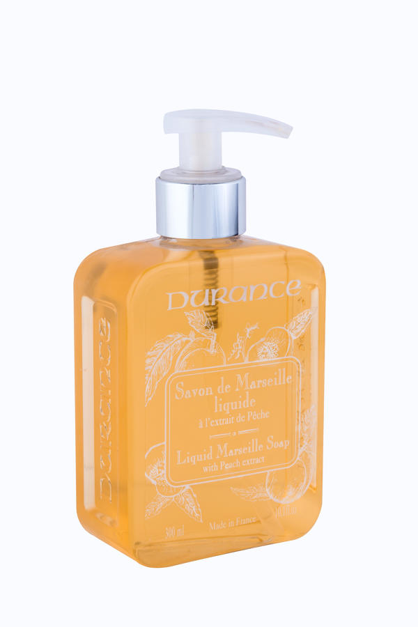 Liquid soap - Peach extract 300ml
