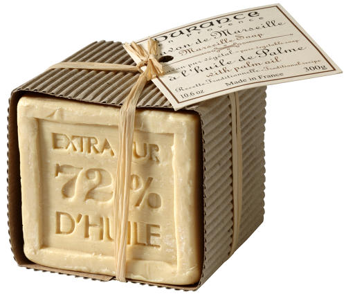 Traditional Marseille Soap with Olive oil