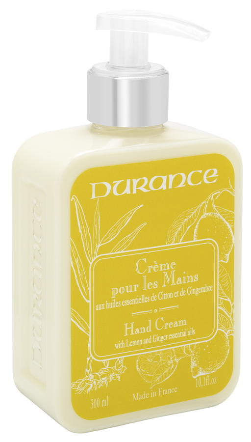 Hand lotion - Lemon & Ginger 300ml