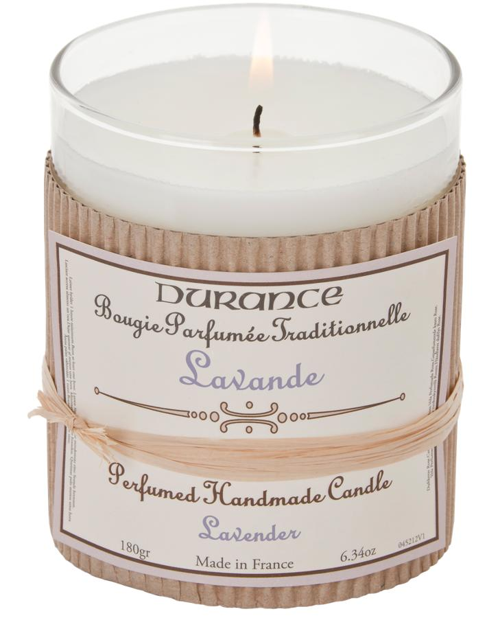 Scented candle - Lavender 180gr