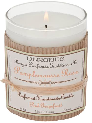 Scented Candle - Pink Grapefruit 180gr