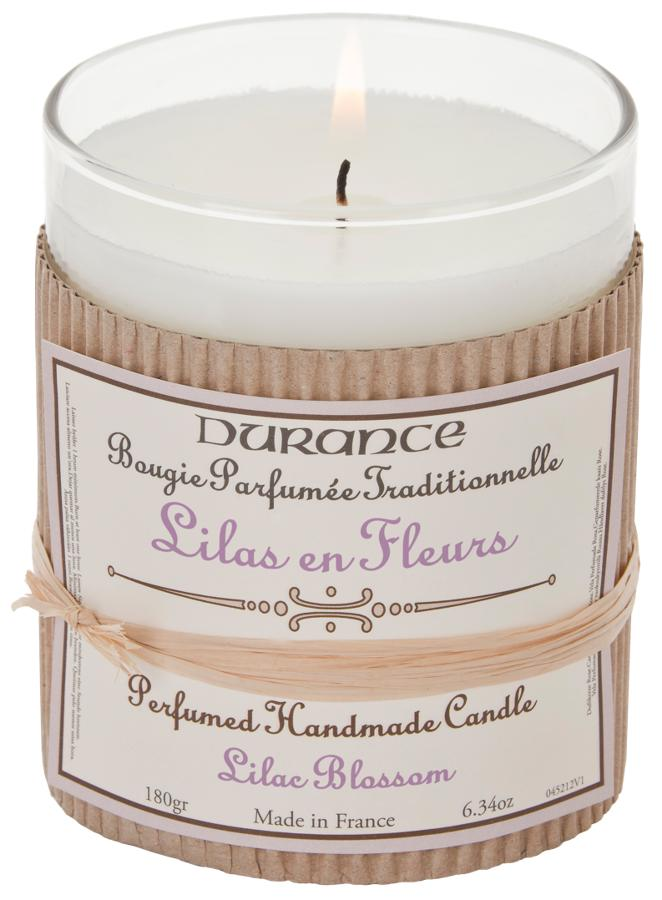 Scented Candle - Lilac Blossom 180gr