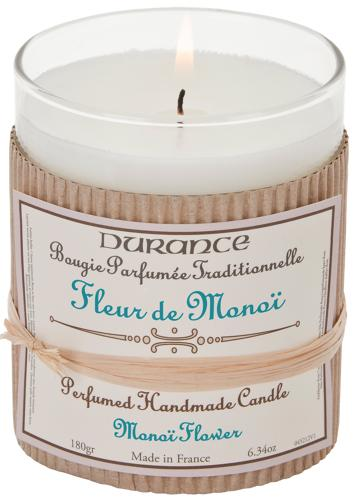 Scented Candle - Monoi Flower 180gr