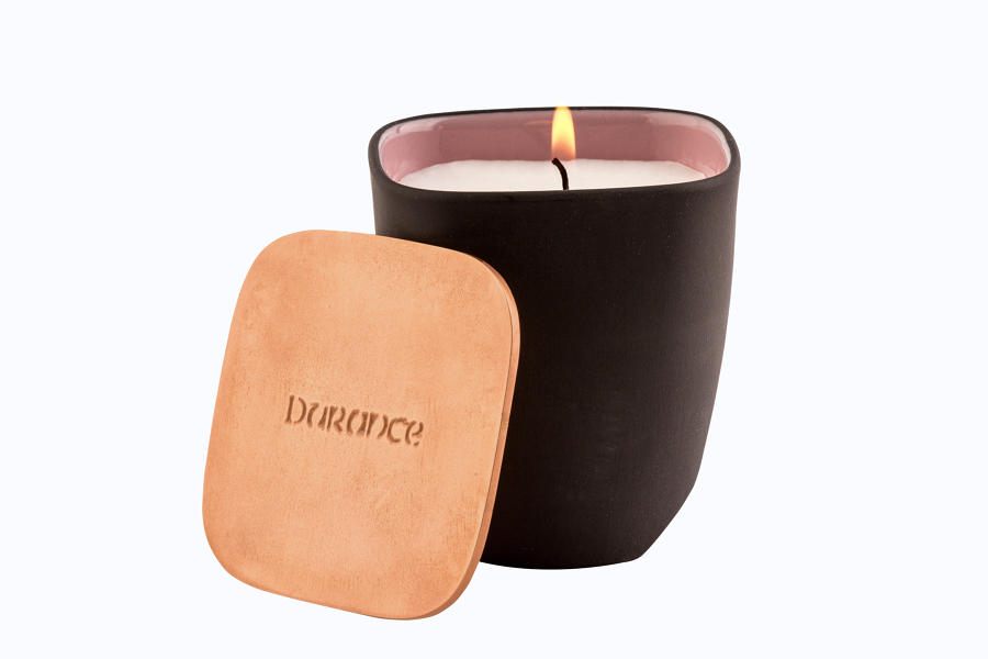 Natural Wax Scented Candle - Rose at Dusk 190gr